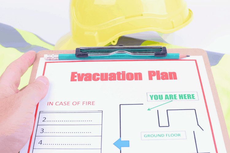 Bugging Out Evacuation Plan