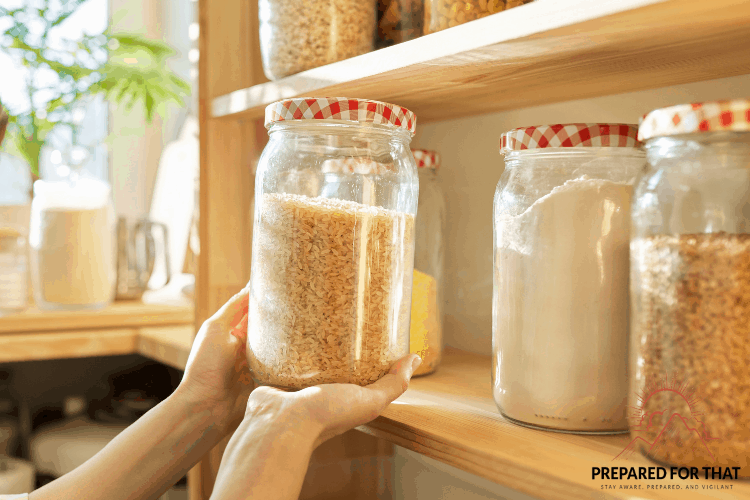 Basic Rules How to Stock Your Prepper Pantry