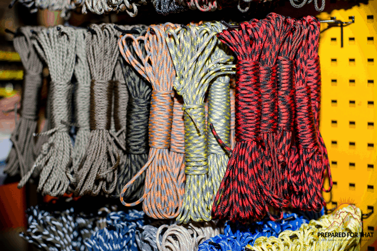 Benefits of Paracord for Survival and Everyday Use