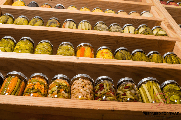 How To Start Your Food Storage Plan