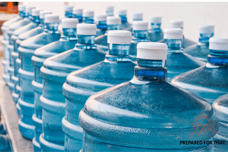 Things to Consider When Preparing Water for Emergencies