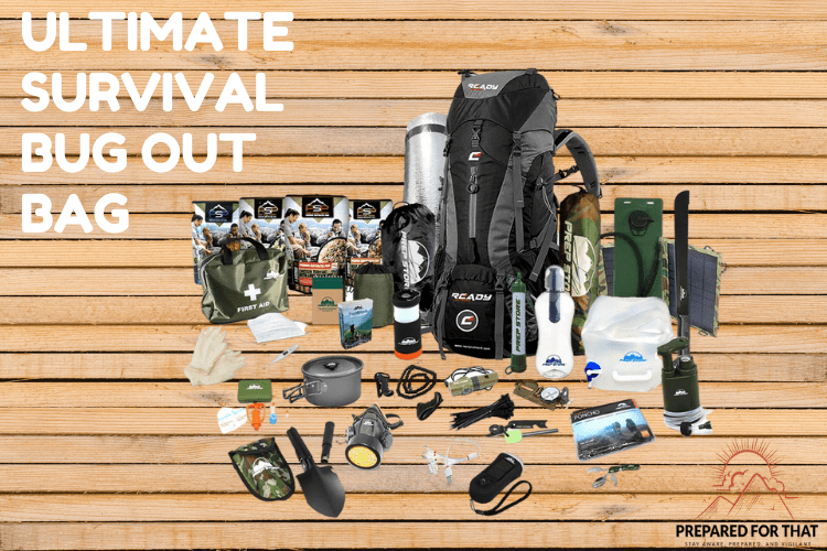 Ultimate Survival Bug Out Bag