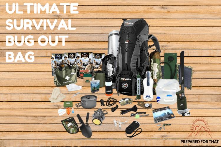 Ultimate Survival Bug Out Bag