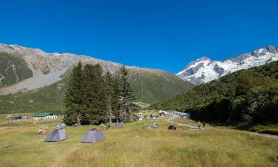7 steps to setting up your camping tent