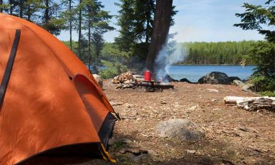 how to find a good campsite: the four w's