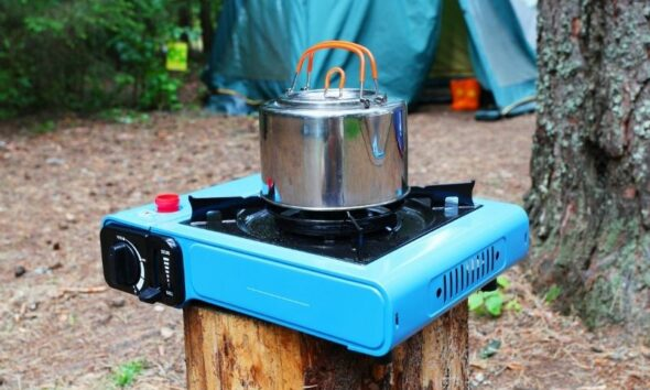 top 5 best camping stoves