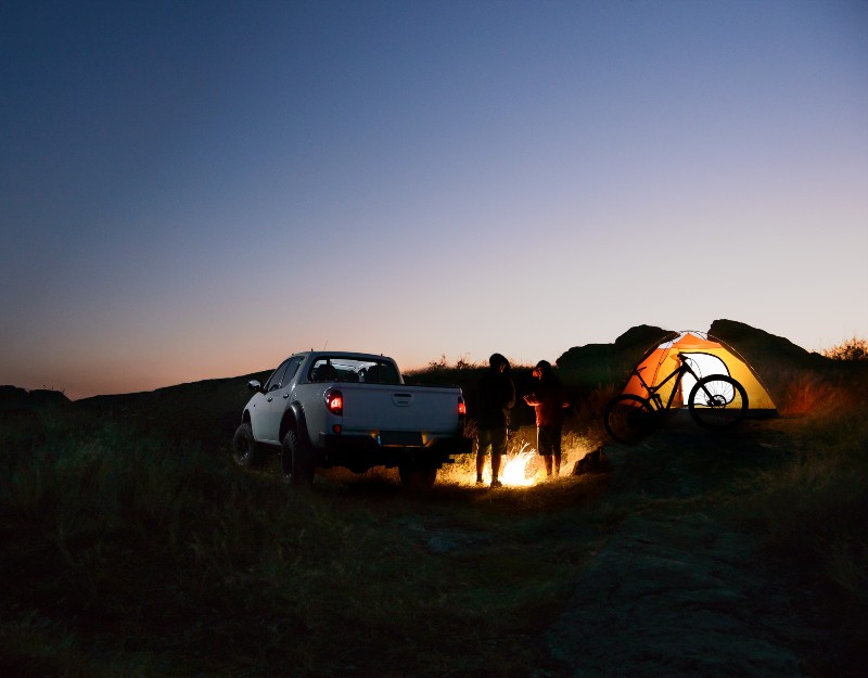 truck bed camping 101   everything you need to know